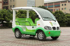 China Hotel Electric Club Car Electric Golf Cart 4 Wheel 4 Seat With CE Certificated factory