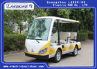 3 KW 48V Motor Electric Passenger Bus Battery Operated Brake Drum Technology