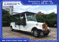 Good Quality Electric Tourist Car & Multi Passenger Vintage Electric Car , Classic Golf Carts 5050×1490×2015mm on sale