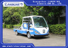 China 5 Seater Electric Cargo Van For Goods Loading And Unloading 900kg factory