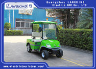 China High Efficiency 2 Seats Electric Towing Tractor , 2 Ton Electric Golf Carts factory