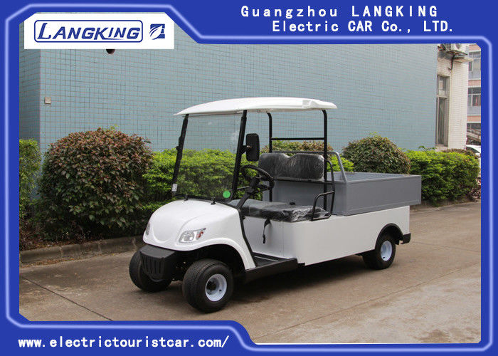 Popular 48 Volts Utility Electric Car Beverage Golf Cart