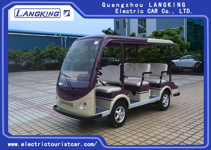 Street Legal Electric Carts >> 48v Battery Powered 8 Seater Electric Car Street Legal