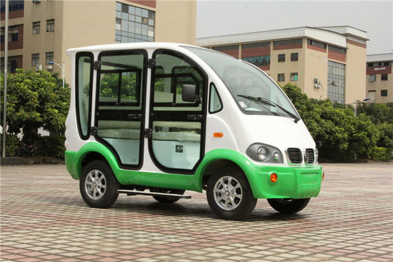 4 Passengers Electric Club Car 300A Controller With Doors 3280mm×1220mm×1950mm
