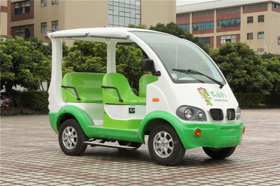 Hotel Electric Club Car Electric Golf Cart 4 Wheel 4 Seat With CE Certificated