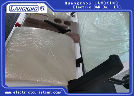 China Standard Seat Cushion For Electric Freight Car Parts / Electric Shuttle Bus factory